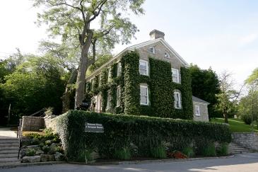 Mackenzie Printery & Newspaper Museum Exterior